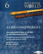 A Christmas World 6 - QUARTETT (SATB)