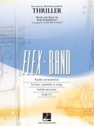 FLEX-BAND - THRILLER / partitura + party