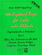 100 Keyboard Songs Für Akkorde 3