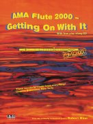 AMA FLUTE 2000 + CD - Getting On With It