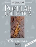 Popular Collection Christmas - Saxophone Tenor + Piano