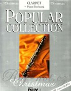 Popular Collection Christmas - Clarinet + Piano
