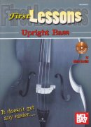 FIRST LESSONS - UPRIGHT BASS (DOUBLE BASS) + Audio Online / škola hry na kontrabas