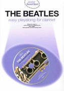 THE BEATLES easy arrangements + CD / klarinet