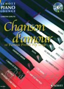 Chanson d'amour - 16 Famous French Pop Songs