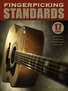 Fingerpicking STANDARDS - 17 songs arranged for solo guitar / kytara + tabulatura
