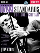 BERKLEE JAZZ STANDARDS FOR SOLO GUITAR + Audio Online / kytara + tabulatura