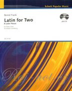 Latin for Two + CD - Bernd Frank