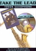 TAKE THE LEAD - BLUES BROTHERS + CD / tenorový saxofon