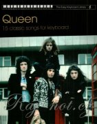 Easy Keyboard Library: Queen - 15 CLASSICS SONGS FOR KEYBOARD