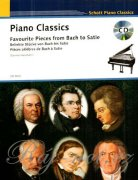 Piano Classics + CD - Favourite Pieces from Bach to Satie
