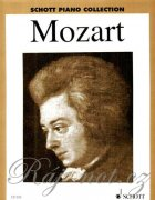 Selected Piano Works - Wolfgang Amadeus Mozart