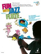 Fun With Jazz Flute Band 2 + CD - Mike Schoenmehl