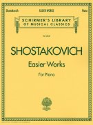 SHOSTAKOVICH Dmitri - Easier Works for Piano