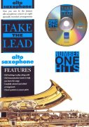 Take The Lead - Number One Hits + CD /  alto sax