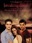 THE TWILIGHT SAGA: BREAKING DAWN, Part 1 - klavír/zpěv/kytara