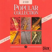 POPULAR COLLECTION 7 - 2x CD s doprovodem