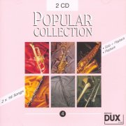 POPULAR COLLECTION 4 - 2x CD s doprovodem