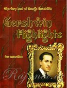 Gershwin Highlights pro akordeon
