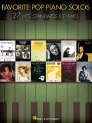 Favorite Pop Piano Solos ( 27 Hits & Themes )