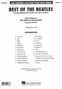Best of the BEATLES - Concert band (grade 2) - conductor score