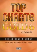 Top Charts Gold 6 + 2 CD
