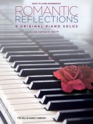 ROMANTIC REFLECTIONS - 8 original piano solos