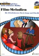 Film-Melodien - mp3-CD - Die 30 beliebtesten Movie Songs und Film-Hits