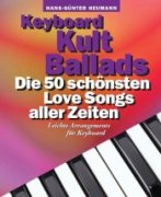 Kult Ballads - Die 50 schönsten LOVE SONGS - keyboard