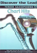 Discover the Lead - CHART HITS + CD / tenor sax