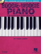 BOOGIE-WOOGIE PIANO - The Complete Guide + Audio Online / klavír