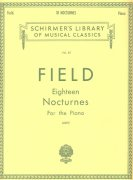 FIELD: Eighteen Nocturnes For The Piano