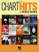 Chart Hits Of 2012-2013 - klavír