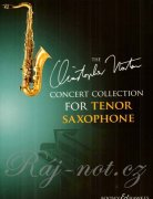 Christopher Norton: Concert Collection for Tenor Saxophone + klavír
