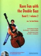 Have Fun with the Double Bass 2 + CD  - Gerd Reinke