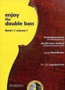 Enjoy the Double Bass 1 + CD - Gerd Reinke