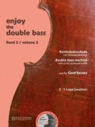 Enjoy the Double Bass 2 + CD - Gerd Reinke