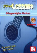 FIRST LESSON - FINGERSTYLE GUITAR + CD