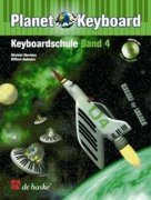 Planet Keyboard 4 + CD - keyboard
