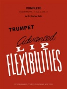 Advanced Lip Flexibilities Complete volume 1, 2, 3 - trubka - Charles Colin