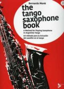 The Tango Saxophone Book + CD