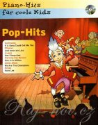 Pop-Hits + CD - Piano-Hits für coole Kids