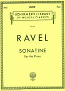 RAVEL: SONATINE for Piano