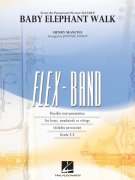 FLEX-BAND - Baby Elephant Walk / partitura + party