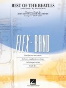 FLEX-BAND - Best of the BEATLES / partitura + party