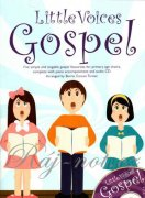 Little Voices - Gospel (Book/Media)