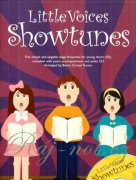 Little Voices - Showtunes (Book/Media)