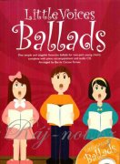 Little Voices - Ballads (Book/Media)