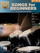 DRUM PLAY-ALONG 32  - SONGS FOR BEGINNERS + Audio Online