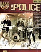 The Police - BASS PLAY ALONG vol. 20 + CD